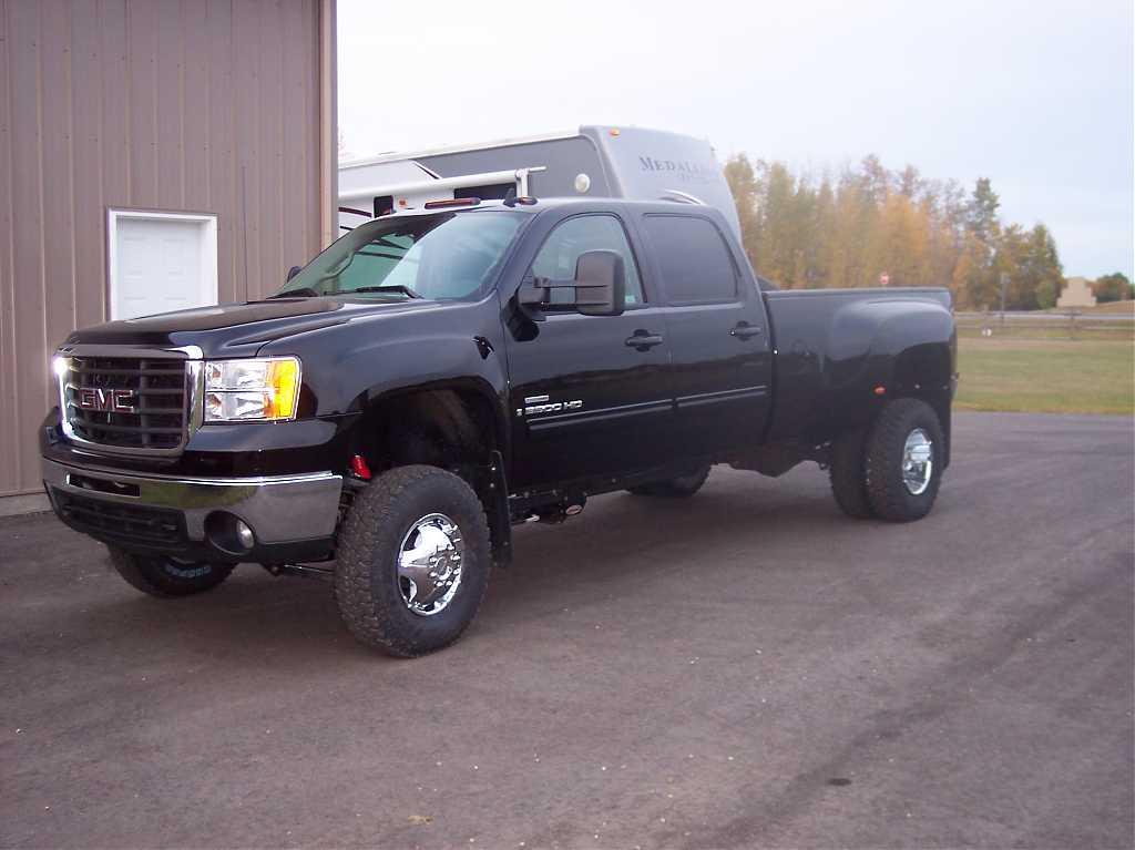 GMC Dually Truck