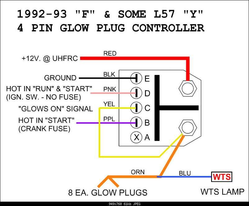 No glowplug operation--diagnostic procedure?   Diesel PlaceDiesel Place