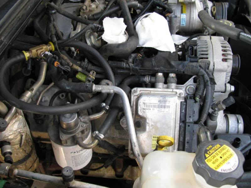 How To Change Lb7 Injectors With Pictures Diesel Place Rhdieselplace: 2007 Duramax Ficm Location At Gmaili.net