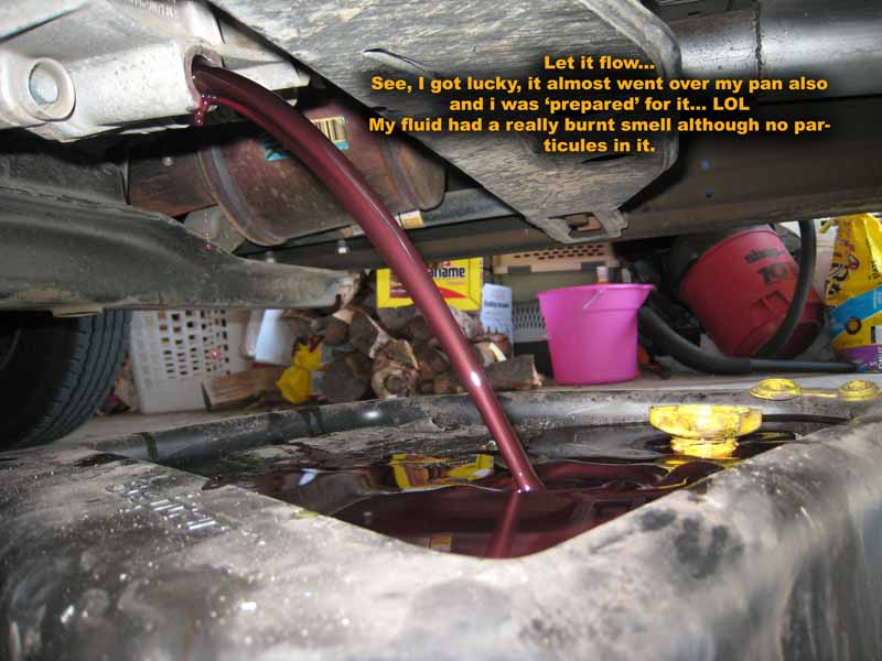 How to change your fluids (Front and Rear Diff + Transfer