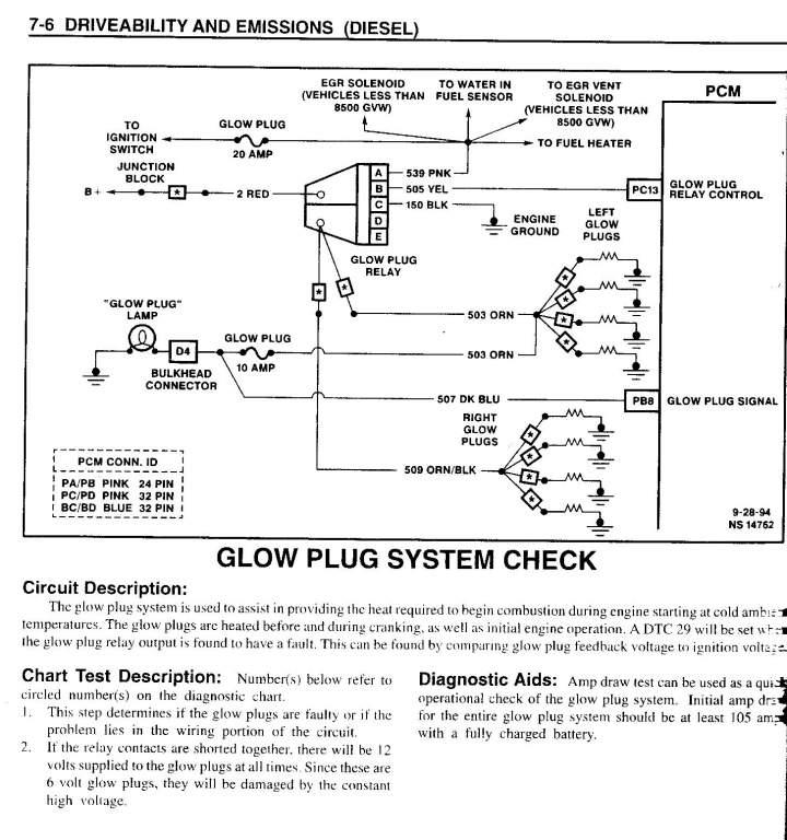 Glow Plug Timer   Diesel PlaceDiesel Place